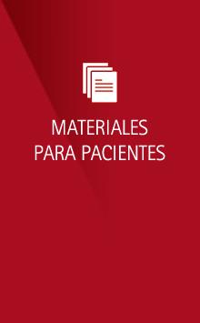 Materiales para el paciente